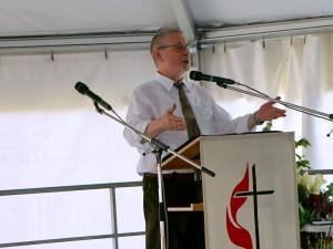 Pastor Reiner Kohlhammer